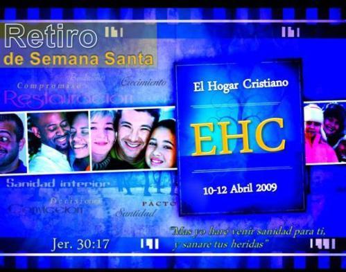 RETIRO DE SEMANA SANTA 2009